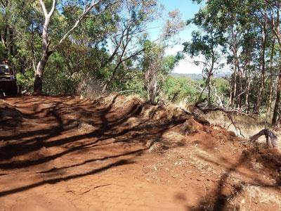 bushfire management plan perth