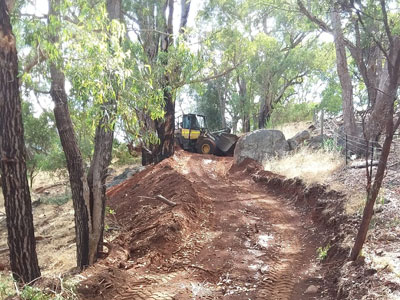 bushfire management statement perth
